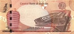 BAHRAIN P. 30 1/2 D 2016 UNC - Bahrein