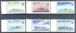A221- Tuvalu World War II, Ships. - Ships