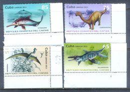 A225- Cuba 2013. Giant Reptiles Of The Caribbean. - Reptiles & Amphibians
