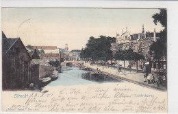 Utrecht - Maschine Fabriek Franss Mulders - 1901 - Utrecht