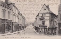 PONT DE L ARCHE - Pont-de-l'Arche