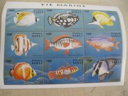 Mali 1997 Marine Life  Fish - Mali (1959-...)