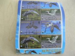 Montserrat WWF Birds - Montserrat