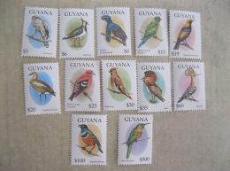 Guyana Birds 1995 - Guyana (1966-...)