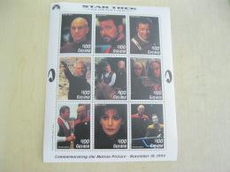 Guyana 1994 Star Trek - Guiana (1966-...)