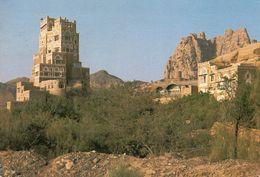 SANA' A , Wadi  Dhar  , Yemen - Yemen