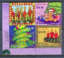 A240- EL Salvador 2007 Christmas. - Christmas
