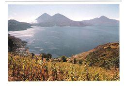 Guatemala - Lago Atitlan - Nice Stamp - Guatemala