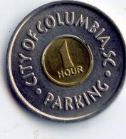 Parking: City Of Columbia - USA
