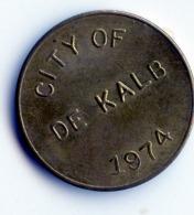 Parking: City Of De Kalb - USA