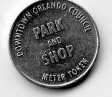 Parking: Downtown Orlando Park And Shop - USA