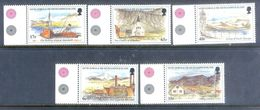 A244- South Georgia And South Sandwich Islands 1999. Transport. Ships & Boats. Religion. Churches Temples. - Ships