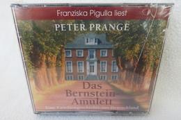 """6 CDs Hörbuch """"Das Bernsteinamulett"""" Noch Orig. Eingeschweißt, Spielzeit Ca. 473 Minuten - Musik & Instrumente"""