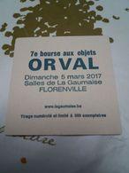 Sous Bock Orval - Portavasos