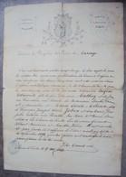 Actes De Mariage Diocèse De Lausanne Genéve 1982 - Manuscripts