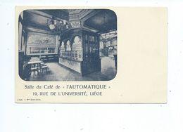 """Liège Salle Du Café """" L'Automatique """" - Luik"""