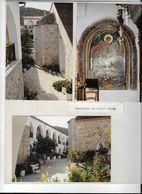 Agios Minas Monastery Monastère Ayos Minas -  Photo Véritable (non CP ) X 9 - Voyage à Chypre Cyprus - Chypre