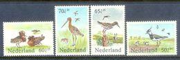 A254- Netherlands Nederland 1984 Bird Vogel Oiseau. - Birds