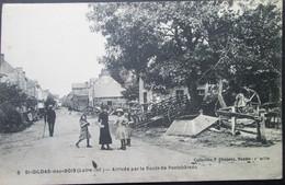 44  St GILDAS Des BOIS  Rte De PONCHATEAU 1918  CHARRON SEVERAC  REDON  MISSILLAC DREFFEAC - Otros Municipios