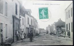 44  St GILDAS Des BOIS  Rue De La GARE SEVERAC  REDON  MISSILLAC DREFFEAC PONTCHATEAU - Otros Municipios