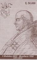 11751-CARTA TELEFONICA PREPAGATA L.50.000 - VATICANO - GIUBILEO - SCADUTA - Vatican