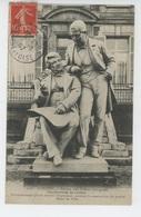 CORBEIL - Statue Des Frères Galignani - Corbeil Essonnes
