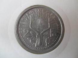 Côte Française Des Somalis 2 Francs 1965 - Djibouti