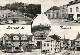CPSM Dentelée - FORBACH (57) - Carte Multi-vues De 1955 - Forbach