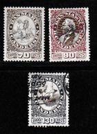 DENMARK, 1975, Used Stamp(s), Anderson,  MI 595-597, #10123, Complete - Denmark