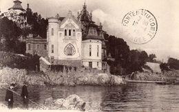 CPA GOLFE JUAN - LE MANOIR EDEN-ROC - Autres Communes