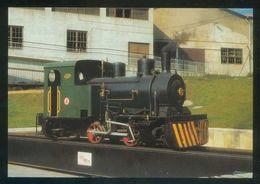REPRO. España. Azpeitia. *Locomotora De Vapor Nº 60...Museo Vasco Del Ferrocarril* Ed. Eurofer Nº 909. Nueva. - Equipo