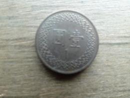 Taiwan  1  Yuan  2006  Y 551 - Taiwan