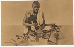 A Moochi Hindu Cobbler Cordonnier Hindou - Antigua & Barbuda