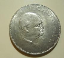 Great Britain 1 Crown 1965 - 1902-1971 : Monedas Post-Victorianas