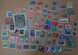 Lot De 300 Timbres De POLOGNE - Collections