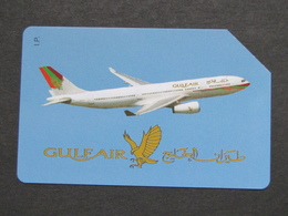 ITALIA F3055 C&C 949 GOLDEN - GULF AIR - USATA QUALITA' FIOR DI STAMPA - Avions