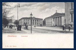 Norvège. Christiania (Oslo). Universitetet. Université ( 1811). Ca 1900 - Norvège