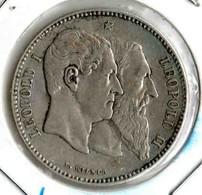 2F 1880, 1904, 1909 - 1865-1909: Leopold II