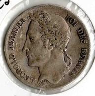 5F 1835 - 1831-1865: Leopold I