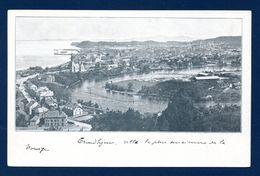 Norvège. Trondhjem ( Trondheim). Vue Générale. Ca 1900 - Norvège