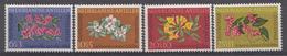 Ned.Antillen 1964  Nvph Nr: 347-350 Blümen - Für Das Kinder  Neuf Sans Charniere-MNH-Postfris - Curaçao, Antilles Neérlandaises, Aruba