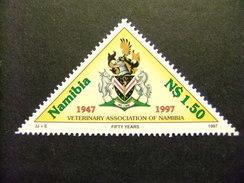 NAMIBIA NAMIBIE 1997 Asociacion De VETERINARIA Yvert  812 ** MNH - Namibia (1990- ...)