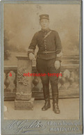 CDV Soldat Du 56e R-pantalon De Cavalier? Au Dos 1914 - Guerre, Militaire