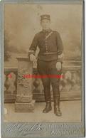 CDV Soldat Du 56e R-pantalon De Cavalier? Au Dos 1914 - Krieg, Militär