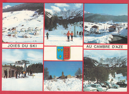CPM-66- SAINT-PIERRE-DEL-FORCATS -Massif Du CAMBRE D'AZE - ANim. *TOP ** 2 SCANS**** - Other Municipalities