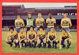 D230-EQUIPE DE SOCHAUX Edition PANINI 1974 Ou 1975 - Fussball