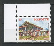 MAYOTTE 2011  N° 256 **  Neuf MNH Superbe Marché De L'Ide - Mayotte (1892-2011)