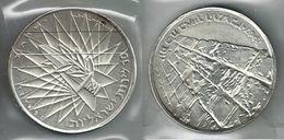 ISRAELE 1961 - 10 IL. SPL / FDC Proof - Argento / Argent / Silver 900 / 000 - Bustina Semplice - Israele