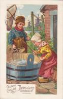 CACAO ET CHOCOLAT BENSDORP - Werbepostkarten