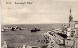 MALTA - Marsamuscetto Harbour    (102804) - Malte